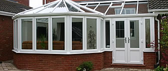 P-Shape Conservatories oxford