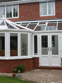 p shape conservatories oxford
