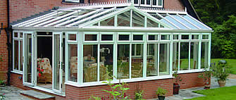 T-Shape Conservatories oxford