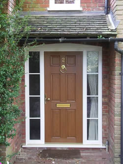 composite doors oxford