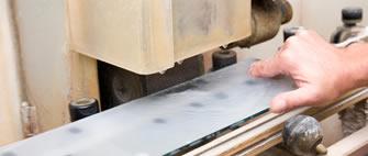 Glass Polishing oxford