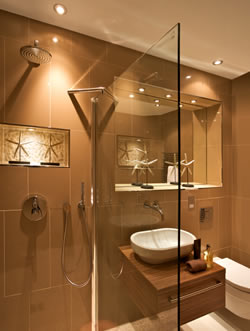 shower screens oxford