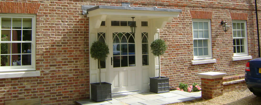 Double glazing Oxford from Mcleans Windows