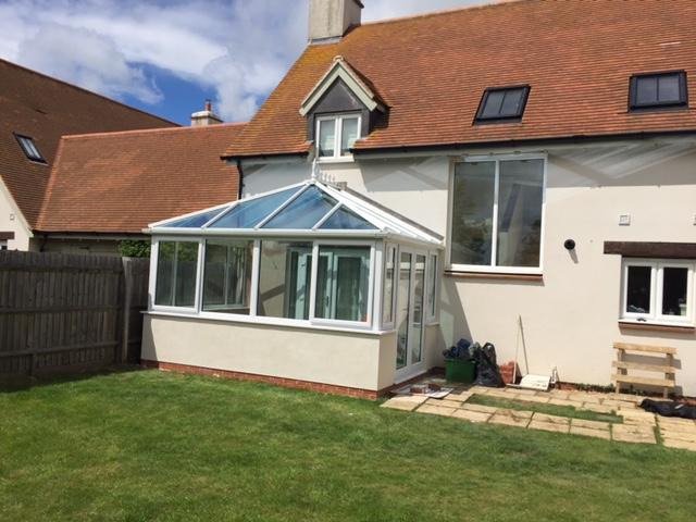 Edwardian Style Conservatory, Abingdon, Oxfordshire