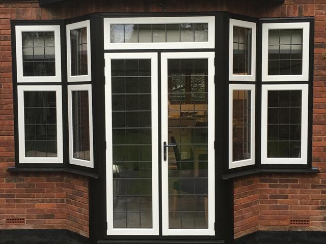 Residence R9 timber alternative windows, Watford, Hertfordshire