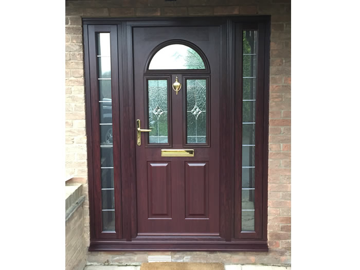 Composite Doors Oxford Mcleans Windows