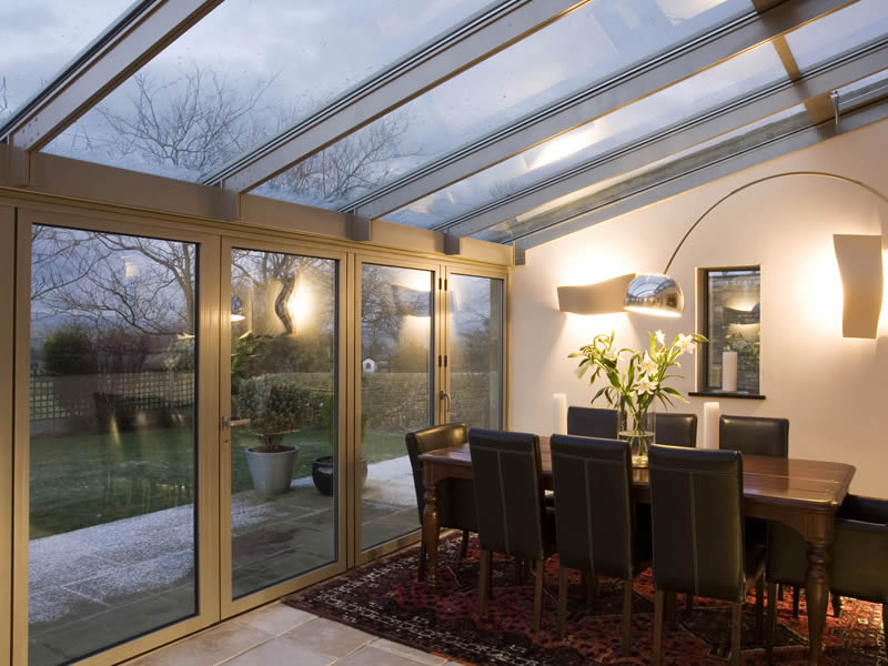 Lean To Conservatories Oxford Mcleans Windows