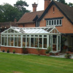 02 P-Shape Conservatories oxford
