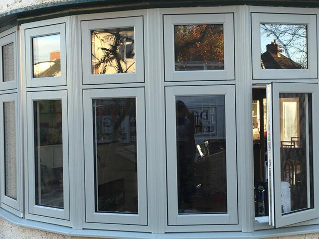 R9 Timber Alternative Windows in Oxford, Oxfordshire