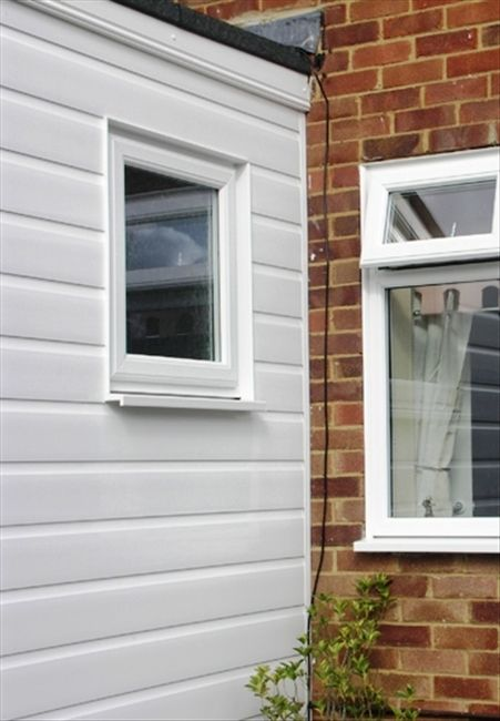 Cladding oxford mcleans windows for Window cladding