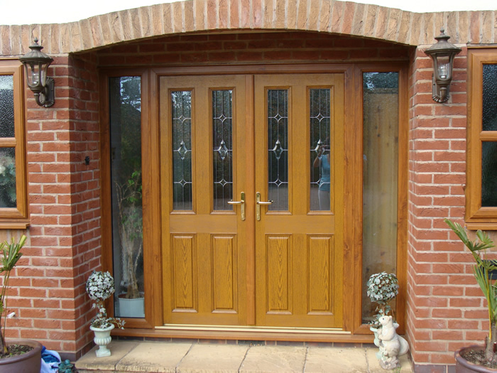 Front entrance doors oxford mcleans windows for External entrance doors