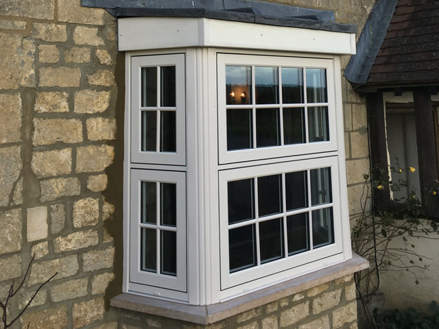 Residence 9 Flush Casement Windows In Stanton St John, Oxford