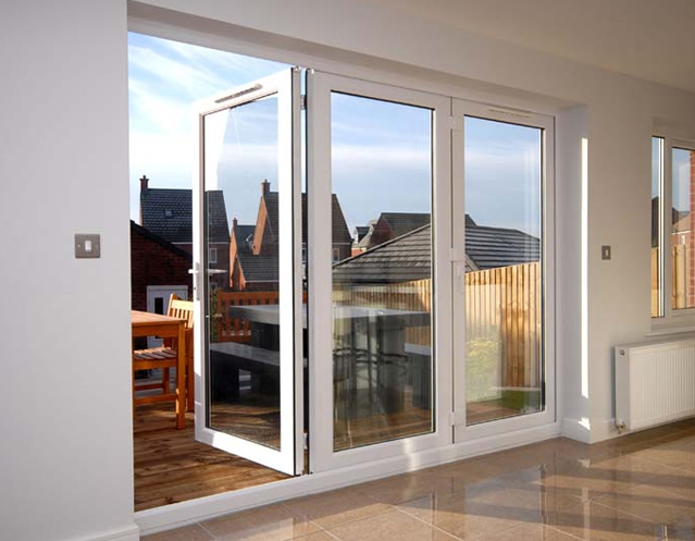 Bi Fold Glass Doors : Bi fold doors oxford mcleans windows