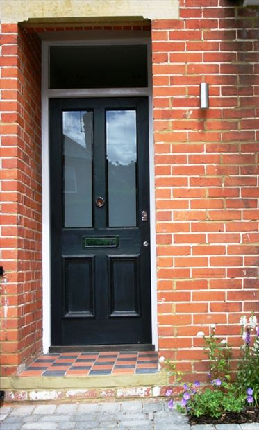 Front & Entrance Doors Oxford | Mcleans Windows