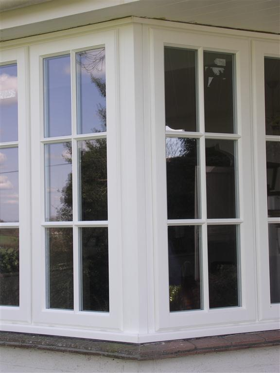 Wooden timber windows oxford mcleans windows for Wooden windows