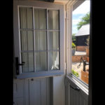 Listed Timber doors
