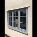 Listed Timber windows