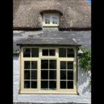 wooden window witney oxfordshire